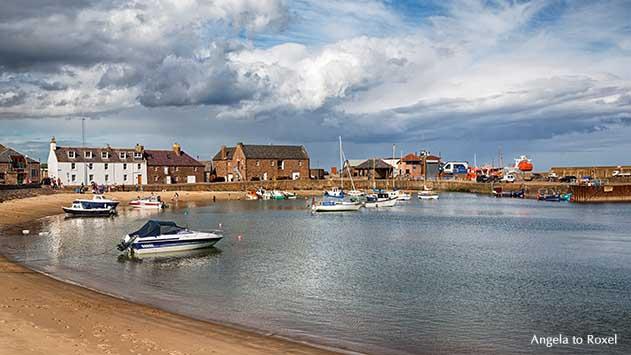 Fotografien kaufen: Stonehaven, idyllische Hafenstadt in Aberdeenshire, Nähe Dunnottar Castle, Schottland | Ihr Kontakt - Angela to Roxel