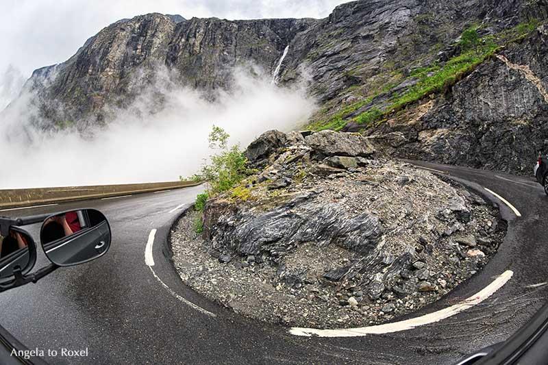 Abfahrt am Trollstigen | Landschaftsbilder kaufen